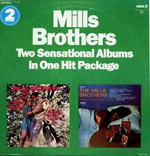LP MILLS BROTHERS TILL WE MEET AGAIN & DREAM A LITTLE DREAM OF ME