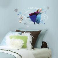 Disney Frozen PERSONALIZED HEADBOARD WALL STICKERS New Princess Elsa Anna Decals