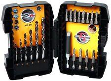 Carburateur Stanley FatMax 39 Tournevis à cliquet Bit Set indéréglable Torx Hex PZ PH plat