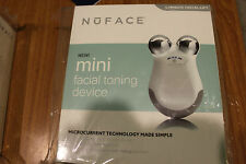 WHITE - NUFACE MINI Facial Toning Device (NEW SEALED IN BOX)