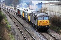 Class 56 56312 & 50026 & 50031 6x4 Quality British Rail Photo