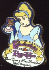 Disney Princess Cinderella WDW - Breakfast Series Cinderella's Royal Table pin