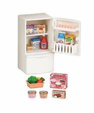 Sylvanian Families KA-415 Refrigerator Set - Epoch