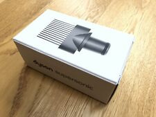 Genuine Dyson Supersonic Hair Dryer Wide Tooth Comb Attachment BNIB