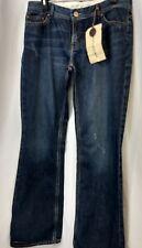 BANANA REPUBLIC Boot Cut Low Rise Jeans - Size 12 Women's Premium Denim