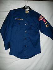 Chemise scout américain années 1960   Line American boy scout years of 1960