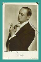 HARRY LIEDTKE | Schauspieler | Original-Autogramm auf Ross-Starpostkarte