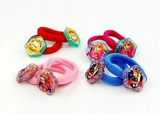 8Pcs Paw Patrol Girls Hair Accessories Rope Band Elastic Hair Bobble Tied Ring