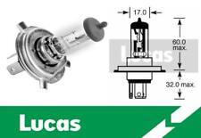 Lucas H4 Headlight Bulb 12V 60/55W P43t halogen (472)