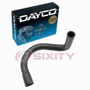 Dayco Lower Radiator Coolant Hose for 1964-1967 Mercury Caliente 3.3L L6 xe