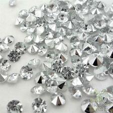 10pcs loose rhinestones silver clear 28SS  Swarovski crystal embellish Jewelry