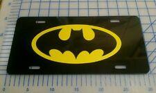 Batman car tag/ license plate