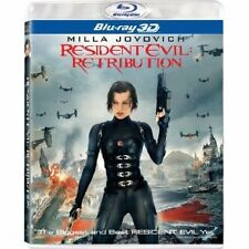 Resident Evil: Retribution 3D (Two-Disc Combo: Blu-ray + Digital Copy)