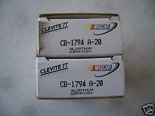 CHEVY GM 4.3 VORTEC CAPRICE S10 BEARINGS CB1794A .020