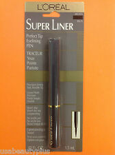 L'Oreal Super Liner Perfect Tip Eyelining Pen BROWN NEW.