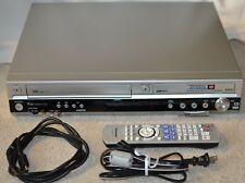 Panasonic DVD Recorder DMR-ES46V DVD VHS Combo