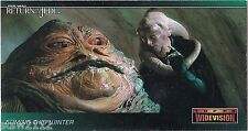 STAR WARS TOPPS ROTJ RETURN OF THE JEDI WIDEVISION P5 WIZARD MAGAZINE PROMO