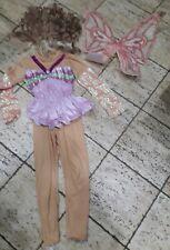 Abito Carnevale bambina WINX FLORA con ali 10 anni??? Spedizioni combinate SALDI