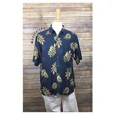 WEEKENDER silk hawaiian style aloha shirt  men's Medium Med M