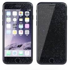Pellicola protettiva display VETRO BRILLANTINI per iPhone 7 protezione glitter
