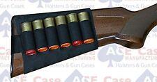 MOSSBERG 590 SHOTGUN BUTTSTOCK SHELL HOLDER ***MADE IN U.S.A.***