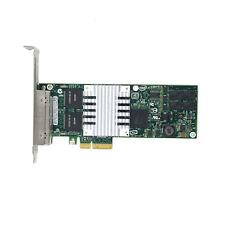 39Y6138 IBM INTEL EXPI9404PTL PRO/1000 PT QUAD PORT PCIe GIGABIT Server Adapter