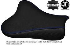 Agarre Y Carbono R Azul Ds St Personalizado Se Ajusta Suzuki Gsxr 1000 05-06 Cubierta de asiento delantero