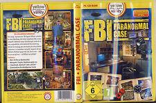 FBI Paranormal Case (PC, 2012, DVD-Box)