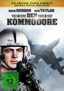 Der Kommodore [DVD/NEU/OVP] Kriegsdrama mit Rock Hudson, Rod Taylor