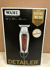 Wahl 5 Star Detailer Pro Barber Hair Trimmer   8081 Adjustable T-Wide Blade  NEW b39bd45ffe9