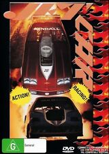 JET CAR - Drag Racing Fire Smoke Fast Paced Furious ACTION DVD (NEW SEALED)