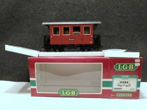 MINT IN BOX NEW NEVER USED GERMANY LGB LEHMANN G-Scale Zillertalbahn 1/2 3007...