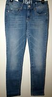 SO Junior's 5-Pocket Aquarius Skinny Blue Denim Jeans Pants Size 5 Regular NWT