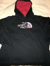 The North Face Olympic multi flag black hoodie Men's Xl Extra Large