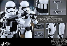 (ES) HOT TOYS 1/6 STAR WARS MMS319 FIRST ORDER STORMTROOPERS PACK SET FIGURE