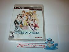 * New * Sealed * Tales of Xillia for Sony Playstation 3 ps3   NTSC  USA