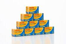 10x Kodak Ultra Max 400 135/24 Kleinbildfilm 03/2023