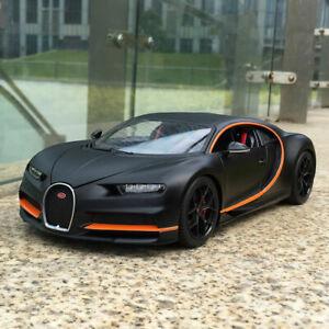 Bburago 1:18 Sport Diecast  Alloy Car Model collection For Bugatti Chiron no box