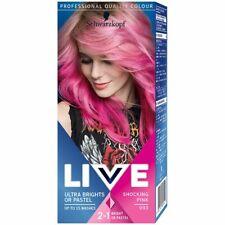 Schwarzkopf LIVE ULTRA BRIGHTS  Pastel 2 in1 Semi-Permanent Dye 093 Shoking Pink