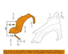 SUBARU OEM 15-16 WRX-Front Fender Liner Splash Shield Right 59110VA000