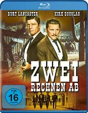 GUNFIGHT AT THE O.K. CORRAL (1957) - Burt Lancaster - Blu Ray Disc -