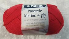 Patons Patonyle Merino 4 Ply #1030 Sunset Sock Yarn 50g