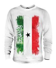 SOMALILAND GRUNGE FLAG UNISEX SWEATER TOP FOOTBALL GIFT SHIRT CLOTHING JERSEY
