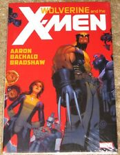 Marvel Wolverine & The X-Men Tpb Hb Graphic Novel Still Shrink Wrapped
