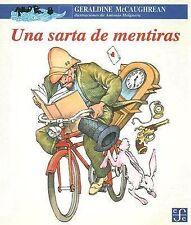Una sarta de mentiras (A la Orilla del Viento) (Spanish Edition)