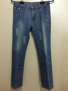 JustTees tattered jeans