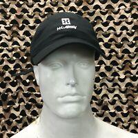 NEW HK Army Adjustable Block Dad Hat - Black
