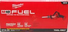 Milwaukee 2719-20 M18 FUEL 18V HACKZALL Brushless Cordless Saw  (Tool-Only) NIB