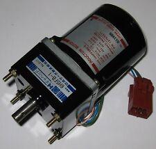 Japan Servo Induction 50 Hz Motor w/ Capacitor - 115 V - 18 Watts - 283 RPM  1:5