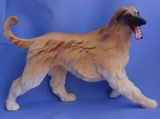 "1990 Afghan Hound Royal Doulton England 8"" Not Beswick Dog"